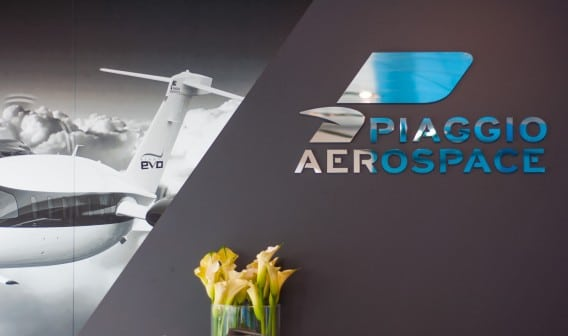 Piaggio Aerospace at Le Bourget Airshow 2015